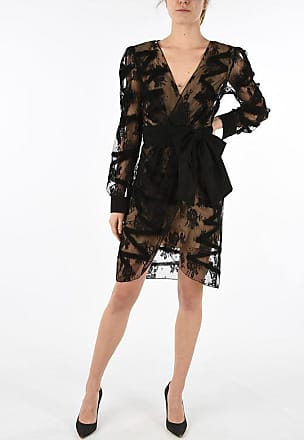 Moschino COUTURE! v-neck lace dress size 40