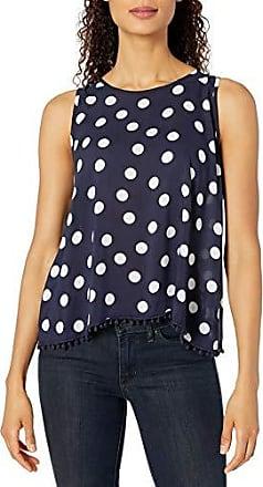 Three Dots Womens Nepps Jersey L//S Short Loose Shirt