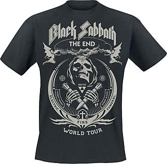 98fa005988de Black Sabbath WINTER SALE - Black Sabbath - The End Grim Reaper - T-Shirt