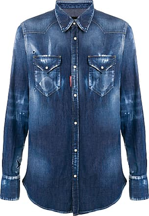 a07de78fdb9 Dsquared2® Denim Shirts  Must-Haves on Sale up to −50%