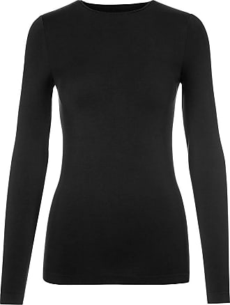 Wolford Womens Viscose Pullover Black XS