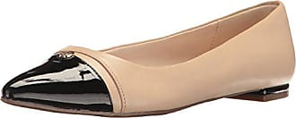 4e75e2ff872da0 Tommy Hilfiger Womens Thalia Ballet Flat Natural 6.5 Medium US