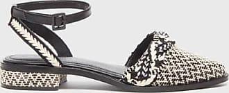Kelsi Dagger Annalese Woven Sandals Black WomenS Sandal 6.5