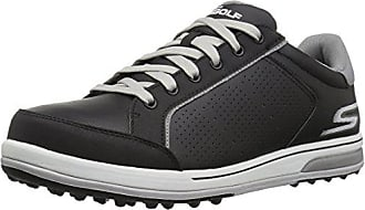 Skechers Mens Go Drive 2 Relaxed Fit Golf-Shoes,black/white,7.5 M US