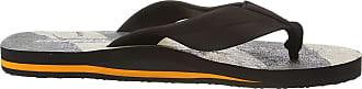 O'Neill Mens Fm Imprint Pattern Sandals Shoes & Bags, (Green AOP 6900), 7 UK