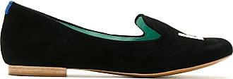 Blue Bird Shoes Loafer Prisma camurça - Preto