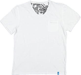 Panareha MOJITO v-neck t-shirt white