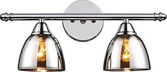 Elk Lighting Reflections 2 Light Bathroom Vanity Light - 10071/2