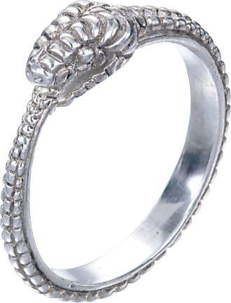 Zoe & Morgan Silber Eternity Snake Ring - SMALL - Silver