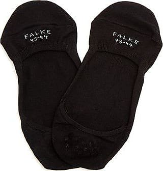 Falke Cool 24/7 Invisible Cotton-blend Liner Socks - Mens - Black