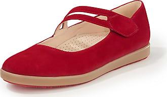 Gabor Ballerina pumps in sporty look Gabor Comfort red