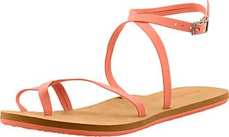 O'Neill Womens Fw Batida Sun Sandalen Ankle Strap Sandals, Red Mandarin 3121, 4.5 UK