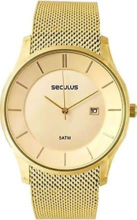 Seculus Relógio Feminino Seculus 20430GPSVDA3