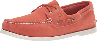 Sperry Top-Sider Sperry Mens A/O 2-Eye Summer Suede Boat Shoe