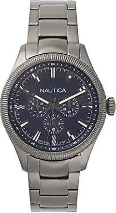 Nautica Relógio Nautica Masculino Aço - NAPSTB004