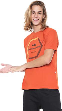 Hawaiian Dreams Camiseta HD Cluster Laranja