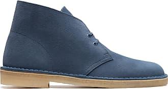 Clarks Mens Boot Deep Blue Clarks Desert Boot Size 12