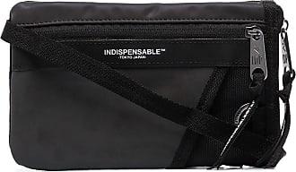 Indispensable Aurora reflective messenger bag - Preto