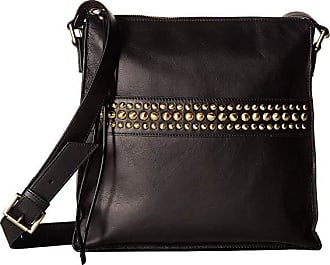 Hobo Mystic (Black) Cross Body Handbags