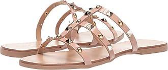 0a375a1fc5ea Massimo Matteo Sandal with Studs (Pelle Verni) Womens Sandals
