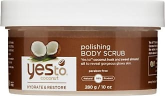 Yes To Coconut Polishing Body Scrub, 10 Oz
