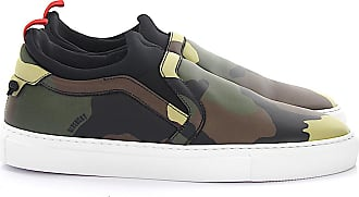 8925f47389db1 Givenchy Sneakers Slip On leather camouflage