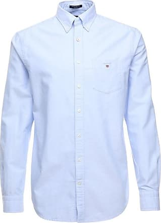 Gant Windblown Oxford Stripe Langermet Skjorte Herre