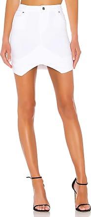 Rta Tempest Skirt in Optic White 5