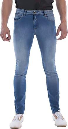 Osmoze Calça Jeans Skinny Z, Osmoze, Masculino, Azul, 38