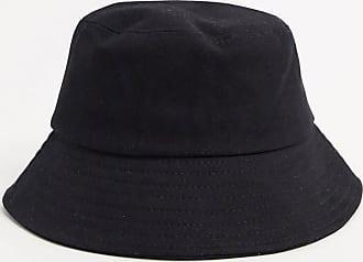 New Look Cappello da pescatore tinta unita nero