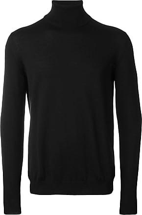 Zanone turtle neck sweater - Preto