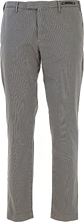 PT01 Pants for Men On Sale, Grey, Cotton, 2017, 30 32 34 36 38