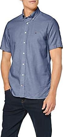 Tommy Hilfiger Diamond Dobby Shirt Chemise Casual Homme