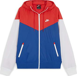 1748d82b2fea4 Nike WINDRUNNER INSULATED JACKET NIKE BLEU/BLANC/ROUGE L HOMME NIKE  BLEU/BLANC
