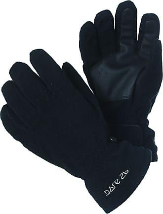 Dare 2B Fleece II Gloves Premium Mens Synthetic Palm Winter Black (MEDIUM/LARGE)
