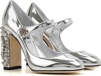 c0e4ddfea244 Dolce   Gabbana Pumps   Stöckelschuh für Damen Günstig im Outlet Sale,  Silber, ...