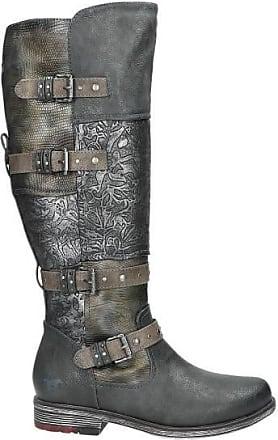 Schuhe in Grau von Mustang® bis zu −41% | Stylight