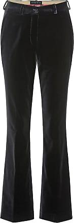 Etro Velvet flared pants