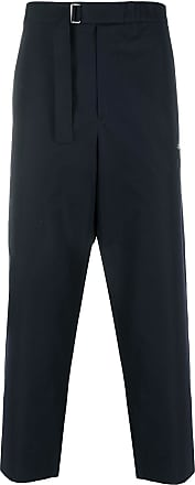 OAMC high-rise tapered trousers - Blue