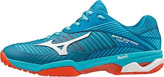 promo code f21fb f743b Mizuno Mens Wave Exceed Tour 3ac Low-Top Sneakers, Multicolour  (Turkishtile WHI