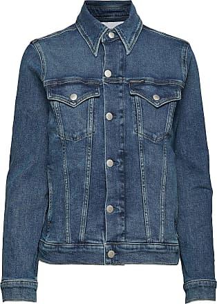 Hvite Calvin Klein Jeans Jakker | Jakker på nett til dame og