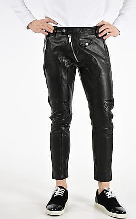 f0ae5c118c9 Pantaloni In Pelle Dsquared2®  Acquista fino a −70%