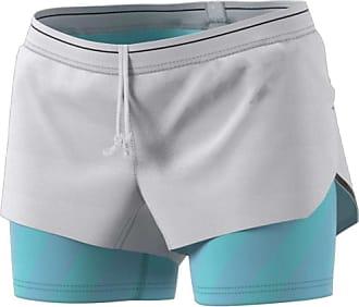 3f018465e347 adidas Womens Agravic 2IN1 Parley 3 Inch Short - Medium - Grey One