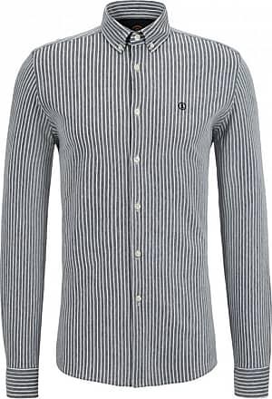 Bogner Timi Shirt for Men - Navy blue/White