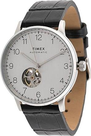 Timex Relógio Waterbury Automatic 40mm - Prateado