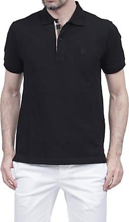 Burberry Brit Polo Shirt, Black (XXL)