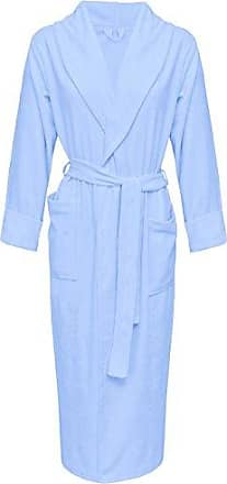 RAIKOU Damen Kurzer Pyjamas Morgenmantel Hausanzug Schlafanzug in grün 36-50