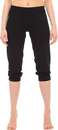 Merry Style Womens 3/4 Trousers MS10-261(Black, XL)