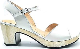 Wonders Dress Sandals - Leather White Size: 4 UK