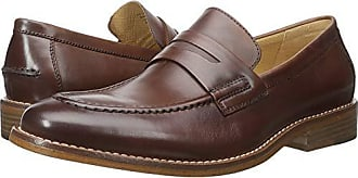 G.H. Bass & Co. Mens Conner Slip-On Loafer, British Tan, 7.5 M US